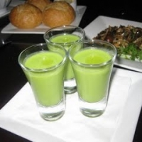 Image of Amazing Zucchini Soup Shooters Recipe, Group Recipes