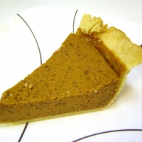 Classic pumpkin pie with a twist recipe for Pumpkin pie with a twist