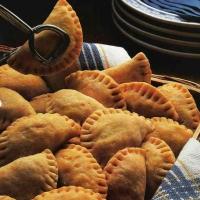 Tiny Chicken Turnovers Recipes — Dishmaps