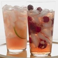 Spiced Pomegranate Sparkler Recipe