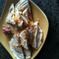 Image of Apple Chicken Quesadillas Recipe, Group Recipes