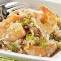 Image of Asian  Pecan Rice Salad Recipe, Group Recipes