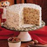Texas pecan cake recipes