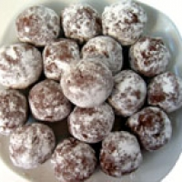 Espresso Grand Marnier Balls Recipe