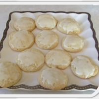Delicious Lemon Buttermilk Cookies Recipe