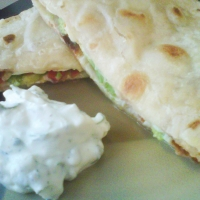 Image of Avocado Quesadillas Recipe, Group Recipes