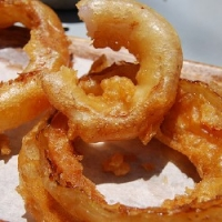 Image of Aunt Debbies Onion Rings Recipe, Group Recipes