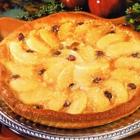 Image of Apple Cranberry Tart Recipe, Group Recipes