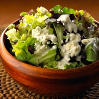 Image of Alouette Blue Cheese Salad Dressing Recipe, Group Recipes