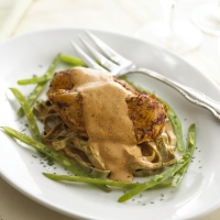 Image of Alouette Chicken Paprika Recipe, Group Recipes
