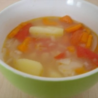 Image of Abc Soup Recipe, Group Recipes