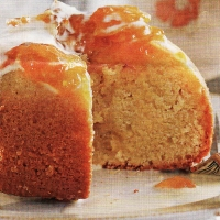 Image of Apricot Cap Puddings Recipe, Group Recipes