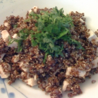 Image of Ayako's Quinoa Salad Recipe, Group Recipes
