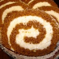 Pumpkin Roll Cake Recipe Video