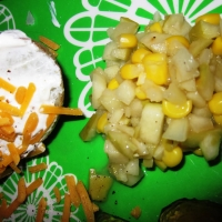 Image of Apple & Corn Salsa Recipe, Group Recipes