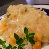 Image of Almost-like-betty's Smothered Chicken And Gravy Recipe, Group Recipes