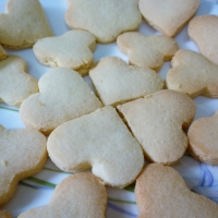 Image of Almond Butter Cookies Recipe, Group Recipes