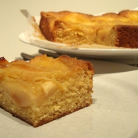 Image of Apple Torte Recipe, Group Recipes
