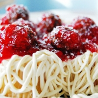"Image of April Fools Day ""spegetti"" Dessert Recipe, Group Recipes"
