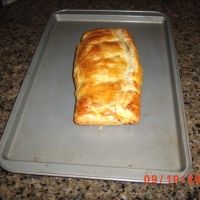 Image of Apple Strudel Recipe, Group Recipes