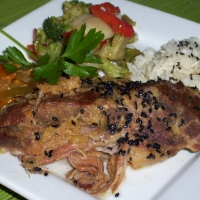 Image of Asian Influenced Boneless Ribs Recipe, Group Recipes