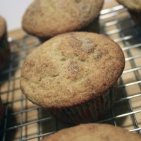 Image of Apple Cider Muffins Recipe, Group Recipes