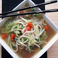 Five Spice Noodle Soup Recipe