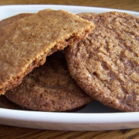 Image of Absolutely The Best Ginger Snap Cookies Recipe, Group Recipes