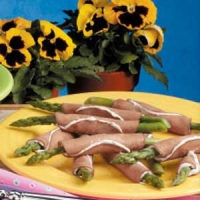 Image of Asparagus Beef Roll-ups Recipe Recipe, Group Recipes
