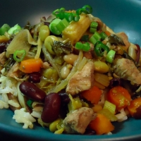 Image of Asian-spiced Chicken & More In A Crock Pot Recipe, Group Recipes