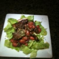 Image of Alexs Mini Fajita Salad Recipe, Group Recipes