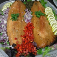 Image of Asian Salmon Recipe, Group Recipes