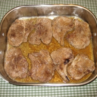 Pork chops easy recipes baked
