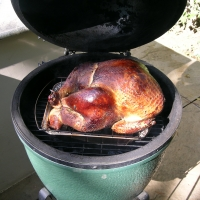 recipe: kamado smoked turkey [27]